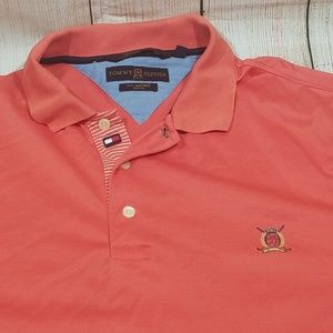 Tommy Hilfiger Golf Mens Polo Shirt